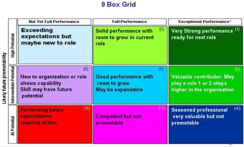 9 box grid